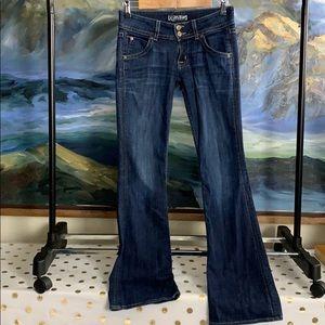 Hudson blue jeans size 25